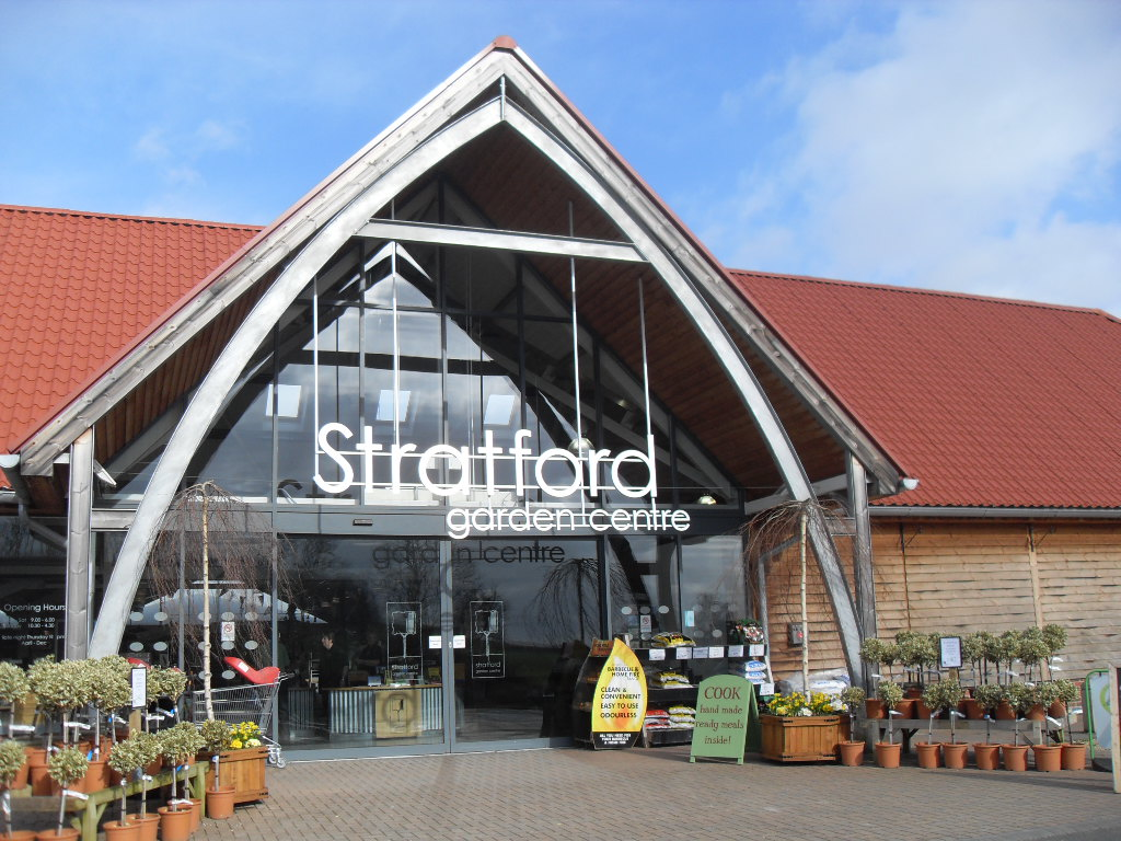 stratford garden centre cotswolds