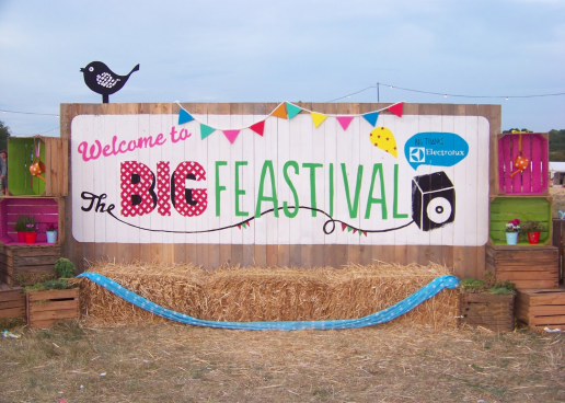 Our Day at The Big Feastival
