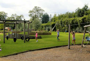 Chipping Campden Playground