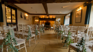 wedding the kings hotel chipping campden cotswolds