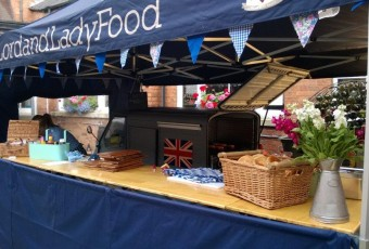 lord lady gourmet street food cotswolds