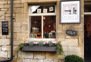 Meggies Shop in Painswick