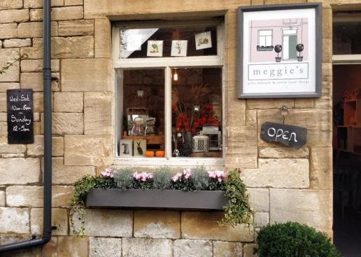Meggies Shop in Painswick