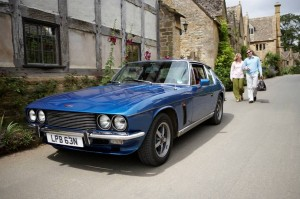 Great Escape Classic Car Hire cotswolds