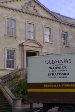 Oldhams Removals
