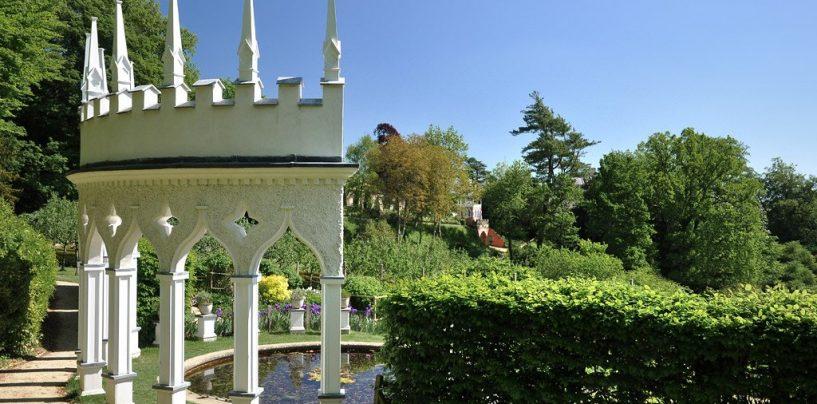 Painswick Rococo Garden
