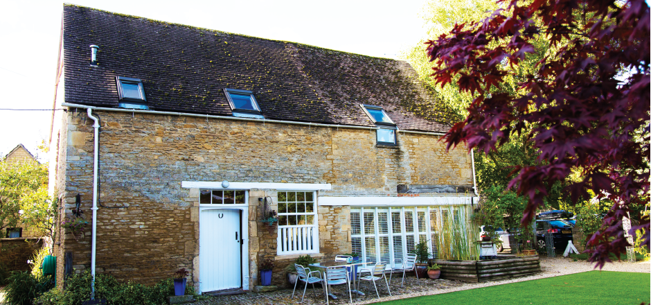 the barn cotswolds holiday cottage