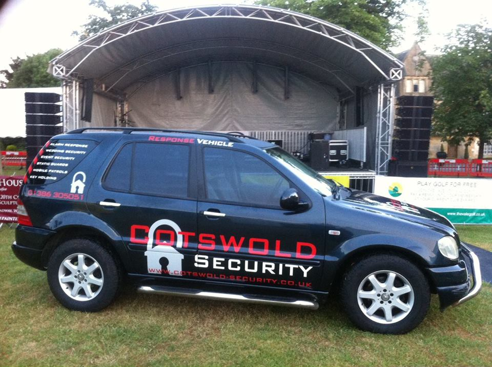 cotswold security services cotswolds