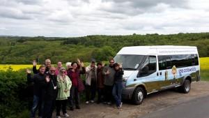Go Cotswolds Tourist Bus Tours