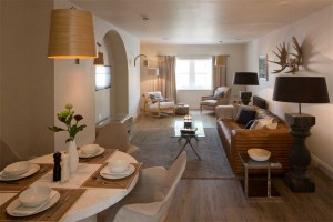 Cotswold Grey Holiday Cottage apartment Moreton in marsh cotswolds