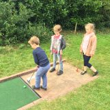 Mini Golf in the Cotswolds