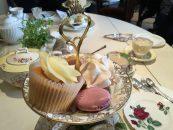 A Beautiful Afternoon Tea at The Tea Set