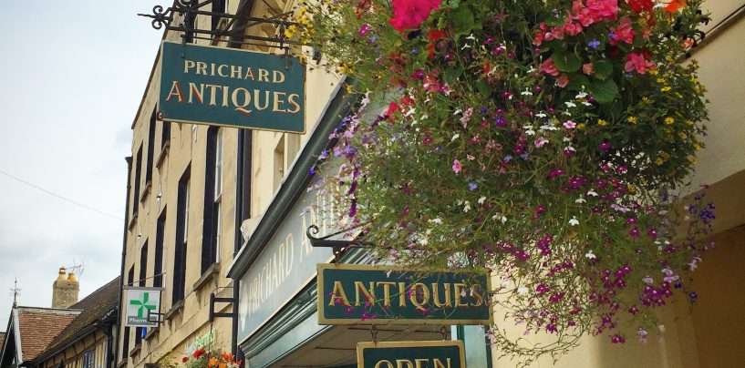 A Wonderful Summer Trip to Winchcombe