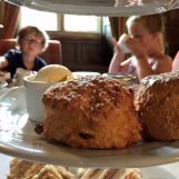 A Wonderful Afternoon Tea at The Lygon Arms