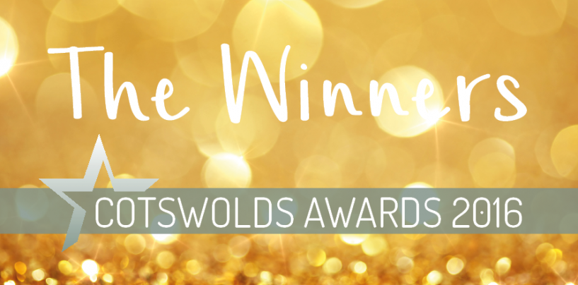 The Cotswolds Awards 2016