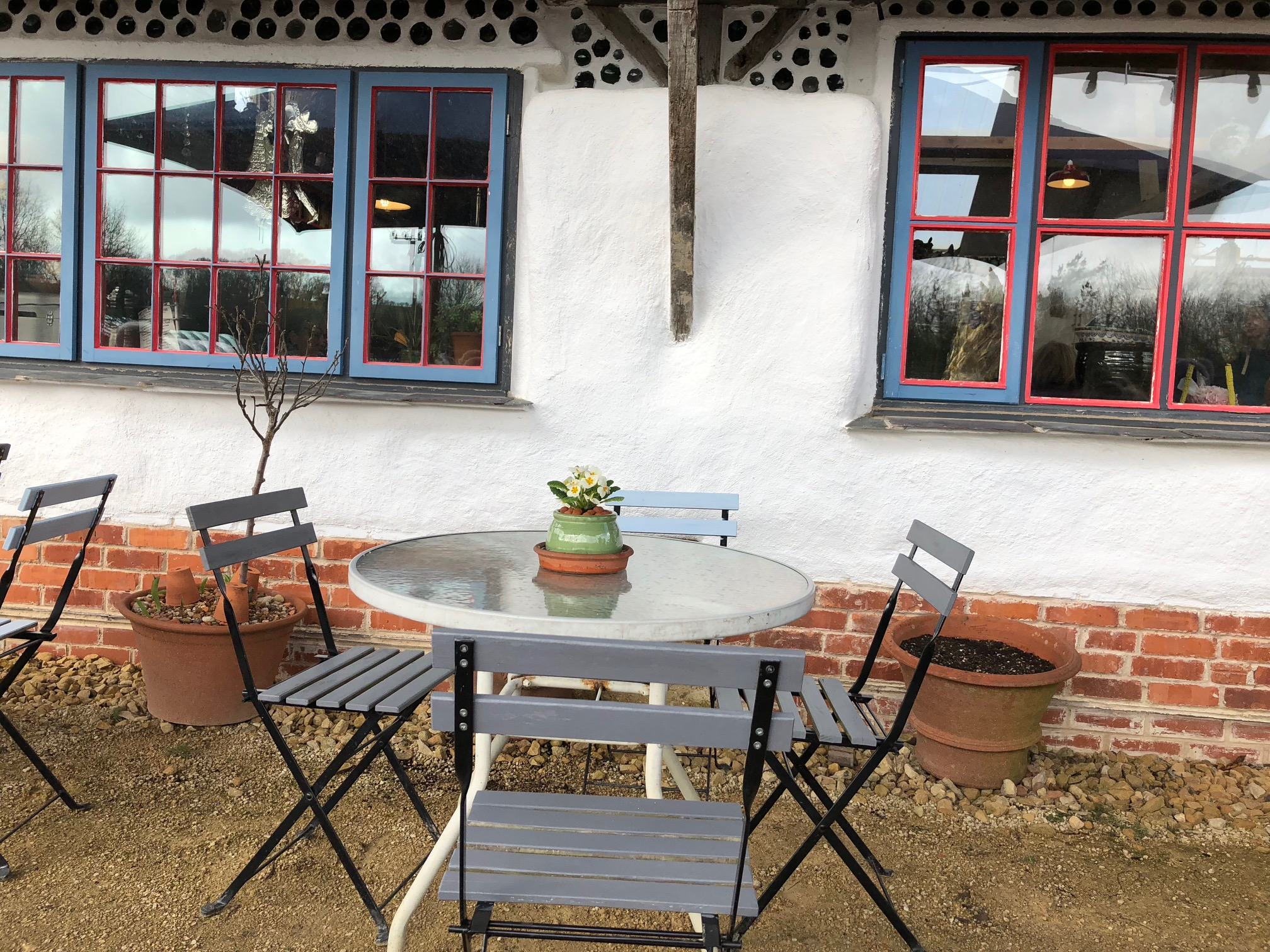 Hayles Fruit Farm Tea Room