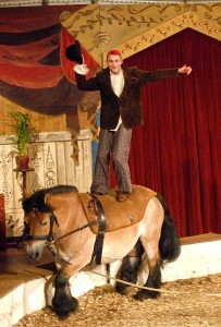 giffords circus tweedy clown cotswolds