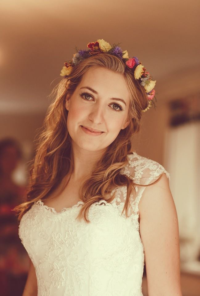 wedding paint madeline maddy jones make-up artist cotswolds