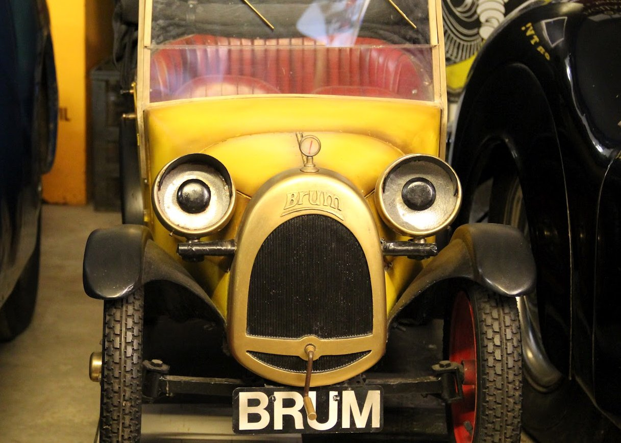 cotswold motoring museum bourton on the water cotswolds