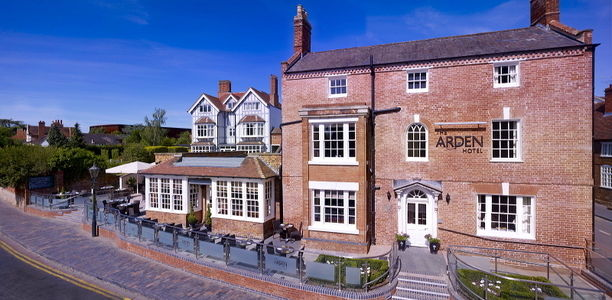 the arden hotel restaurant stratford upon avon cotswolds