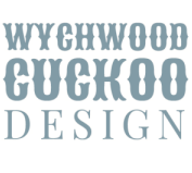 wychwood cuckoo graphic design cotswolds