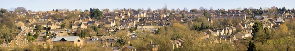 chipping norton skyline cotswolds