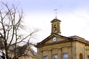 chipping norton town hall cotswolds