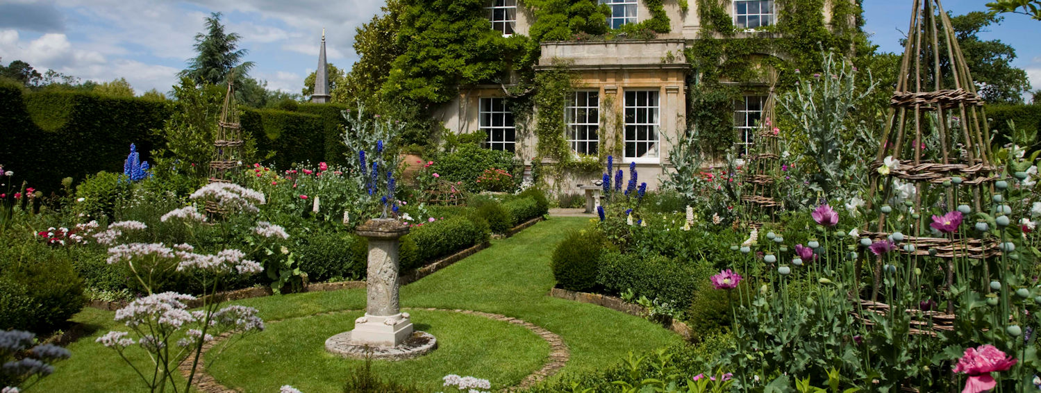 champagne afternoon tea and a tour of highgrove gardens